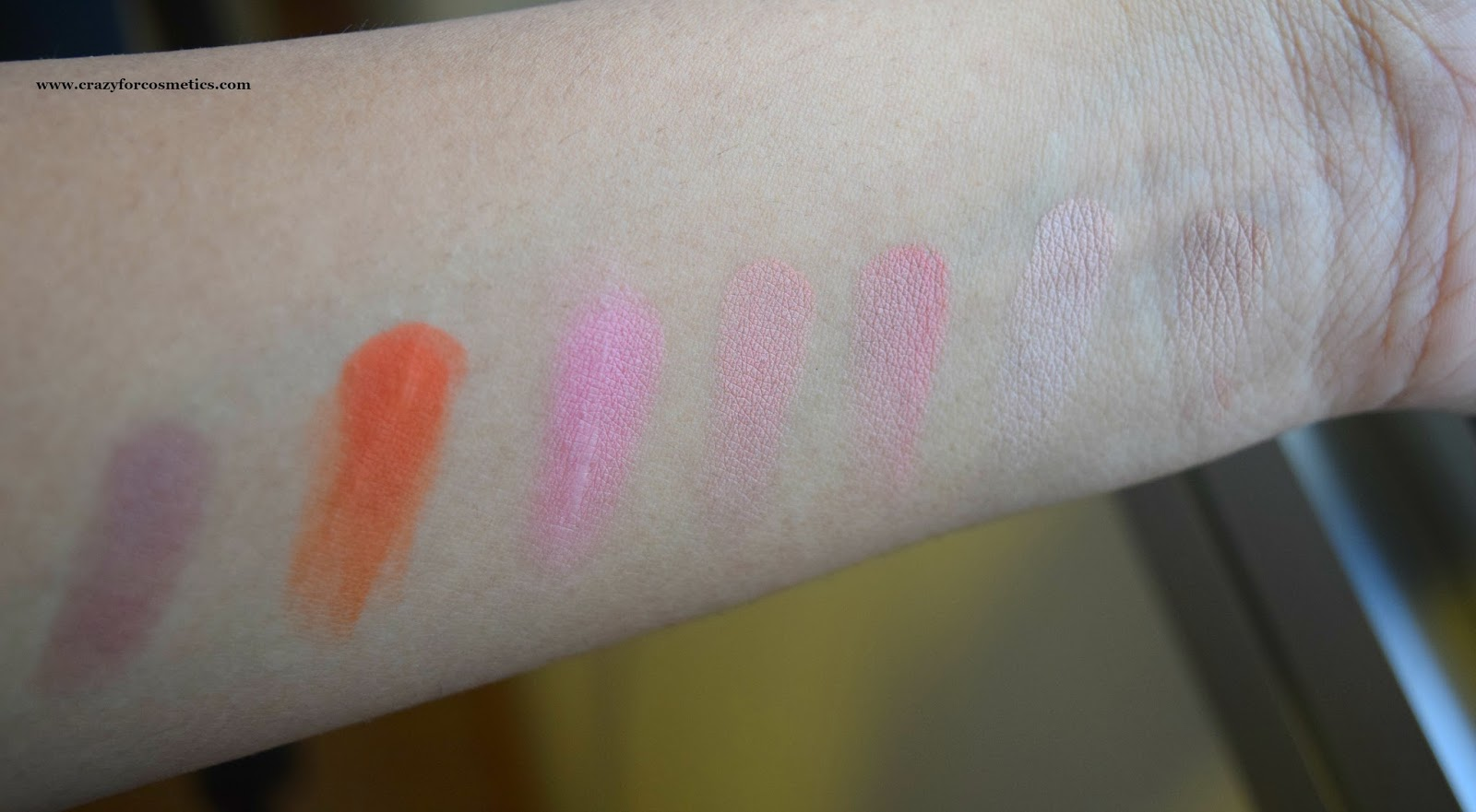 Nude Lips 28 Color Lipstick Palette by BH Cosmetics #11