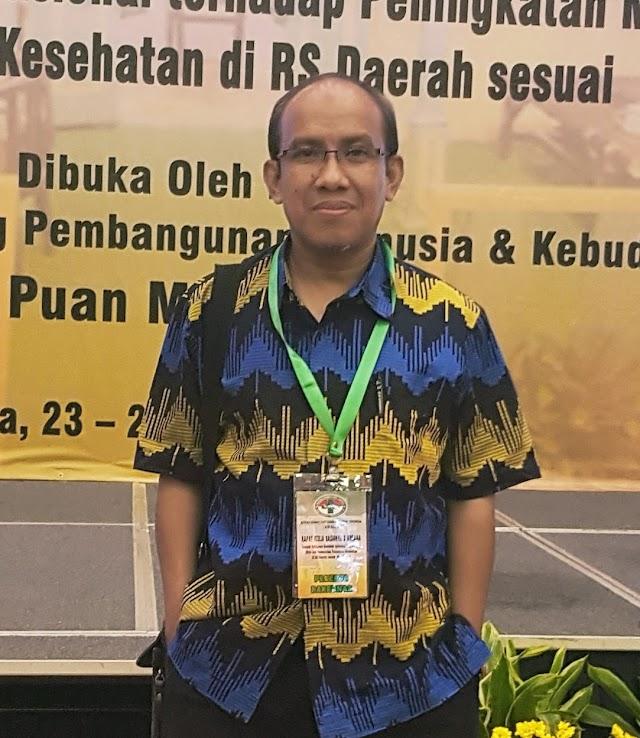 <b>Direktur BLUD Bima Terus Maksimalkan Sarana Pelayanan di RS</b>