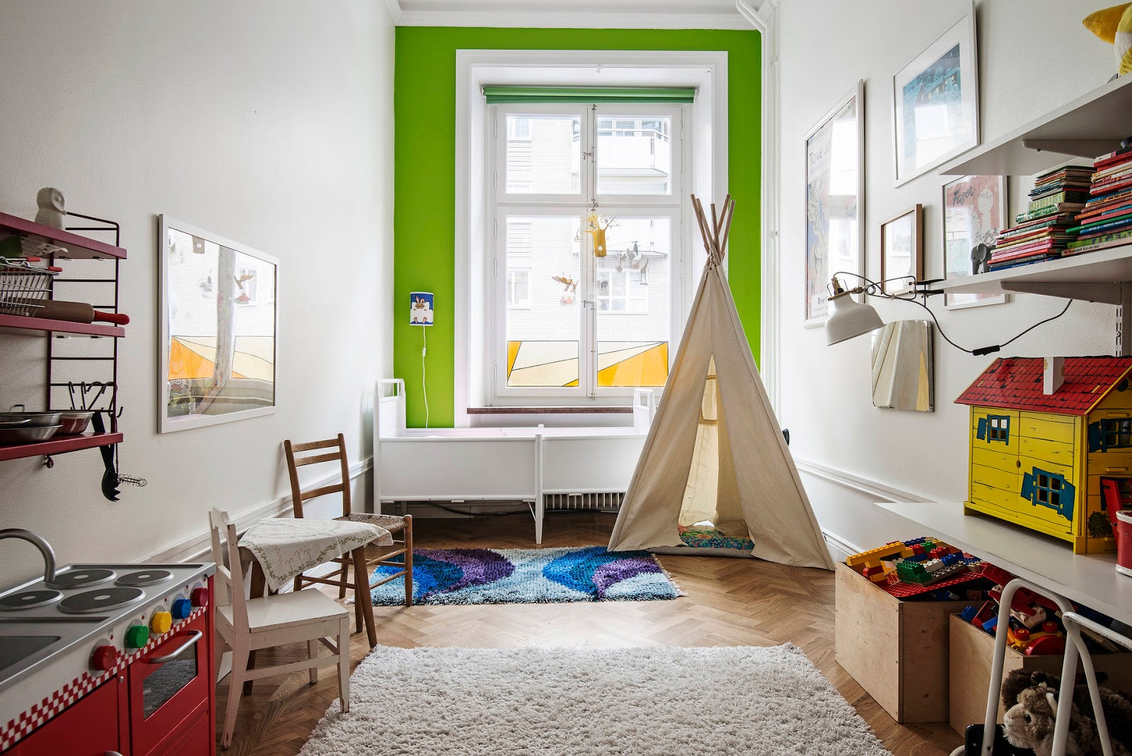 kids room, nursery decor,  nursery tent, interior design,