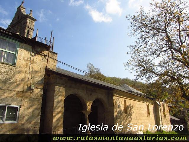 Iglesia de San Lorenzo en Sotillo de Sanabria