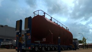 Special Transport 120 Tons