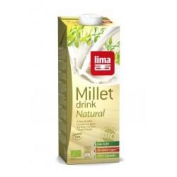 lait de millet