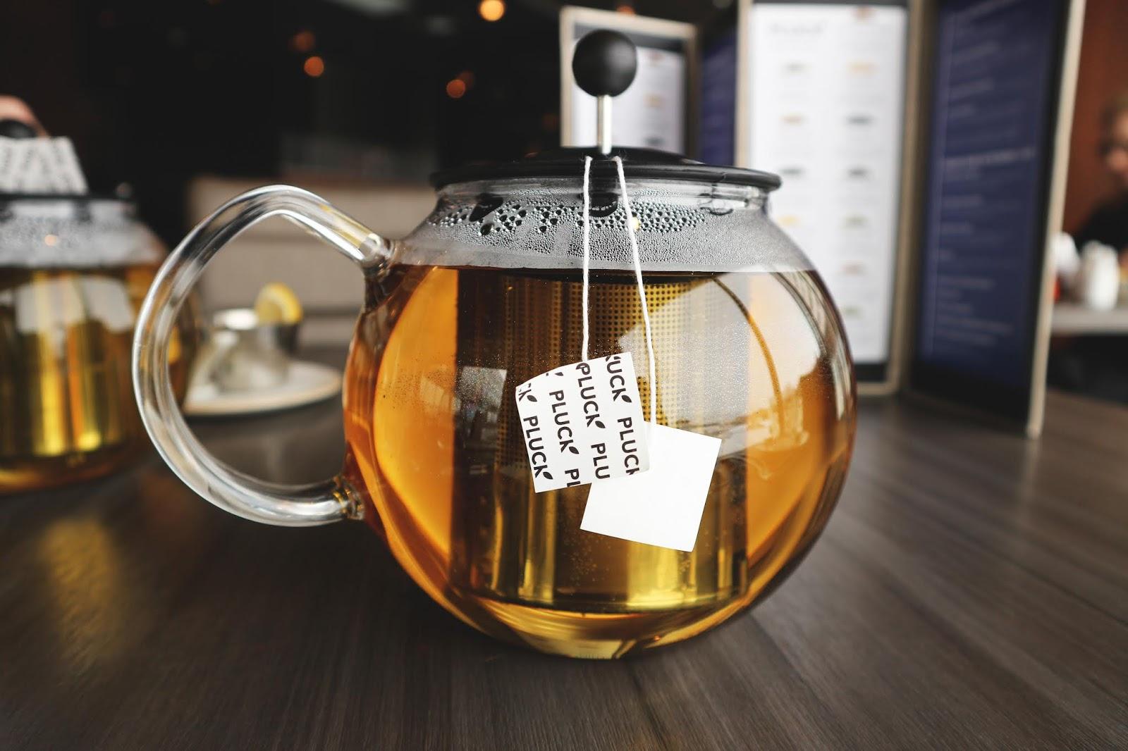 Afternoon Tea at AquaTerra in Kingston Ontario