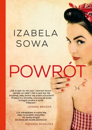 Powrót, Izabela Sowa, recenzja, ArtMagda