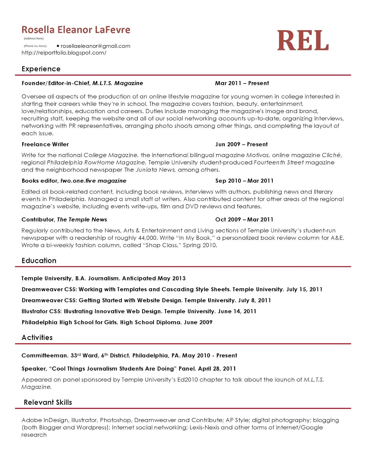 Resume Sample Resume For Journalism Student i get someone to do my assignments buy essay of top quality broadcast journalism resume velvetjobs
