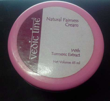 Vedic Line Fairness Cream Review