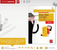 http://www.profesoresyseguridadvial.com/libro-interactivo-digital/julia-pato-y-el-espia/index.html