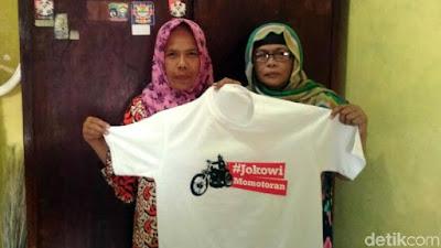 Reaksi Cemas Sang Ibu Saat Mengetahui Bona Colek Presiden - Info Presiden Jokowi Dan Pemerintah