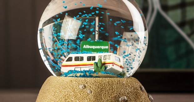 Breaking Bad Snow Globe