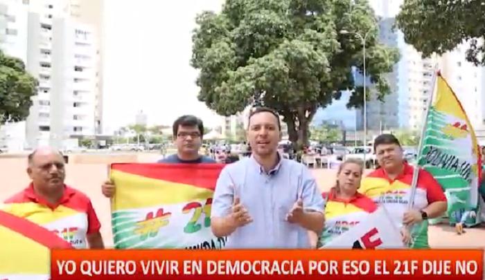Miembros del Movimiento 5R preguntarán línea ideológica a cada candidato / RRSS
