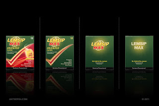 Green Pear Diaries, diseño, packaging, minimalismo, Lemsip Max