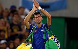 TENIS - Resumen de los torneos olímpicos en Río 2016