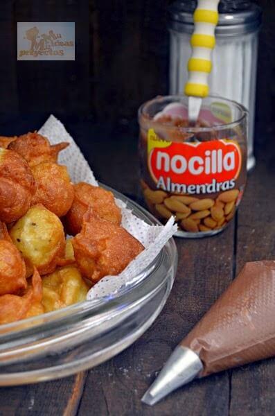 buñuelos-nocilla-almendras3