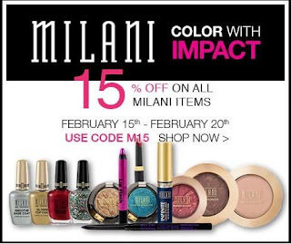 photo regarding Milani Printable Coupon referred to as Milani cosmetics coupon code 2018 - Walgreens absolutely free image