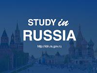 Beasiswa Rusia 2017/2018