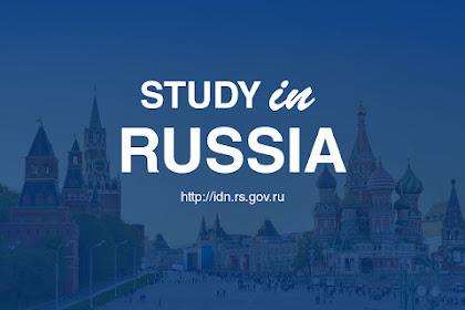Beasiswa Ke Rusia