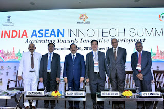 First India-ASEAN InnoTech Summit held in New Delhi