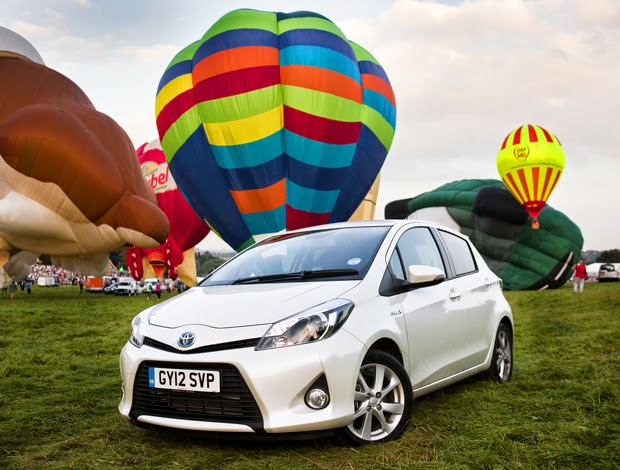 European Toyota Yaris Celebrates 15 years