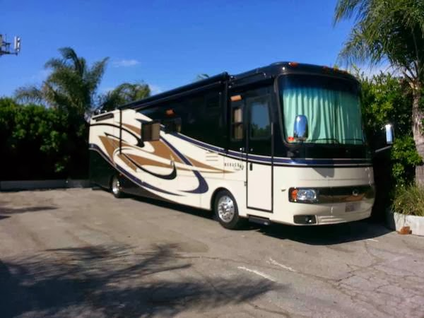 Used Rvs Luxury Motorhome For Rent In North Hollywood For