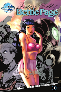 Fantasy World of Bettie Page