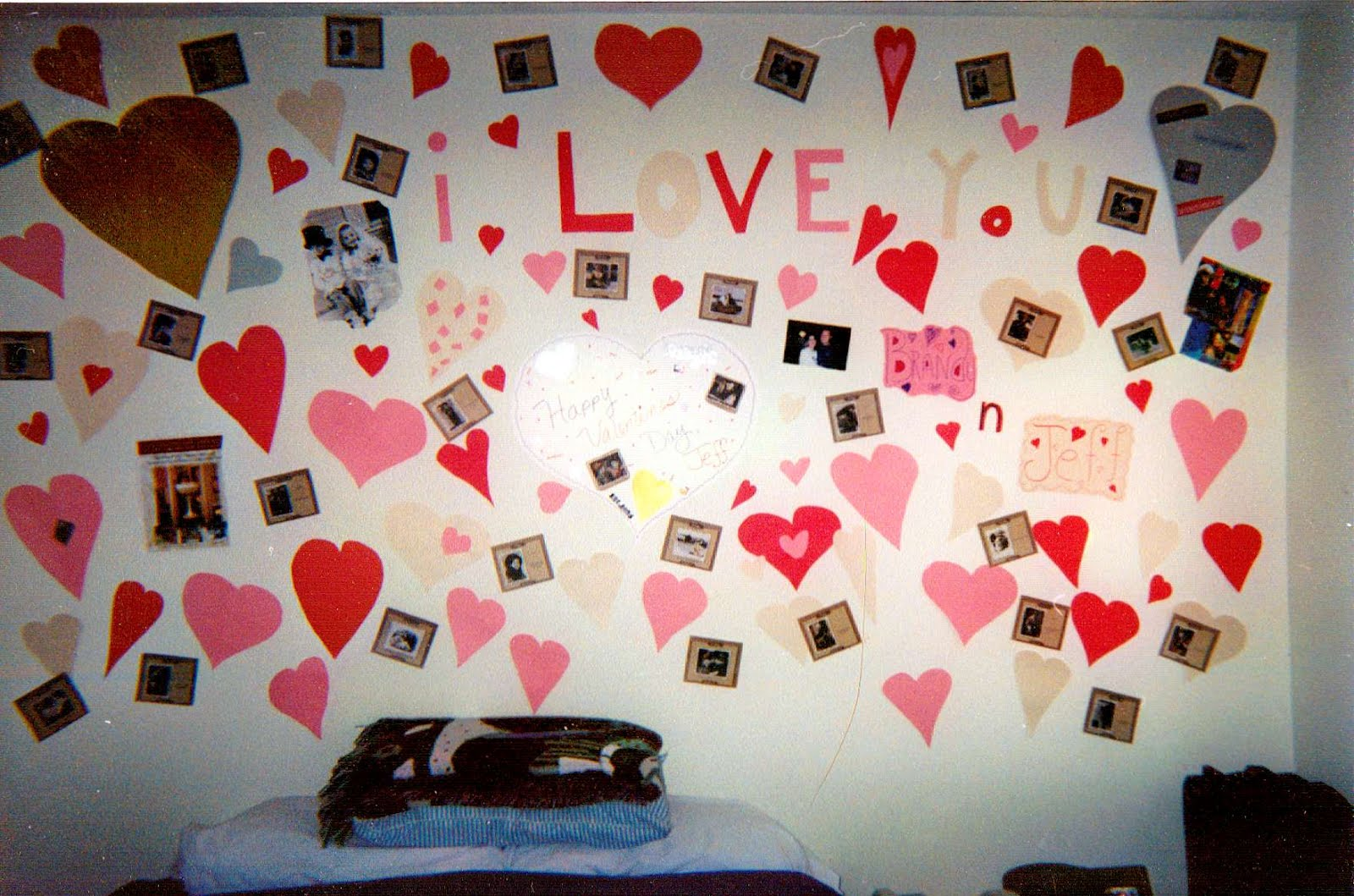 When it comes to valentine 39 s day brandy bruce - Valentine day room decoration ...