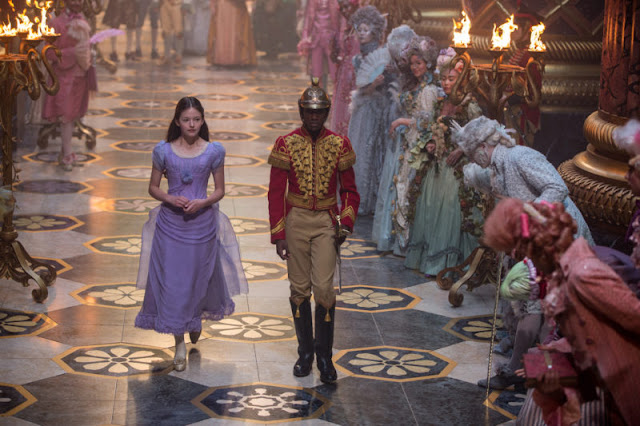 Louskáček a čtyři říše (The Nutcracker and the Four Realms) – Recenze
