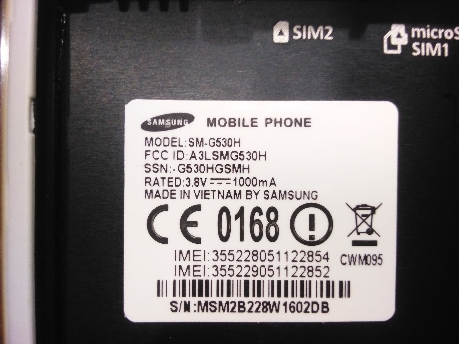 SMG530H Clone Firmware Download 100% Test | Firmware Zone
