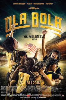 Filem Ola Bola, Kegemilangan Sukan Bola Sepak Malaysia Bila Layak Ke Olimpik Moscow 1980