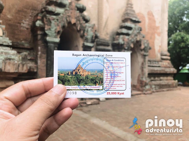 Bagan Budget Travel Guide Myanmar Tourist Spots
