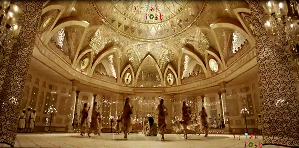 Aaina Mahal Set of Sanjay Leela Bhansali used for Bajirao Mastani in Deewani Mastani Song is converted to Museum now