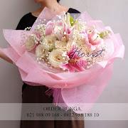 hadiah bunga mother day