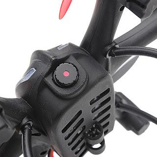 Spesifikasi Drone WLToys Q282G - OmahDrones