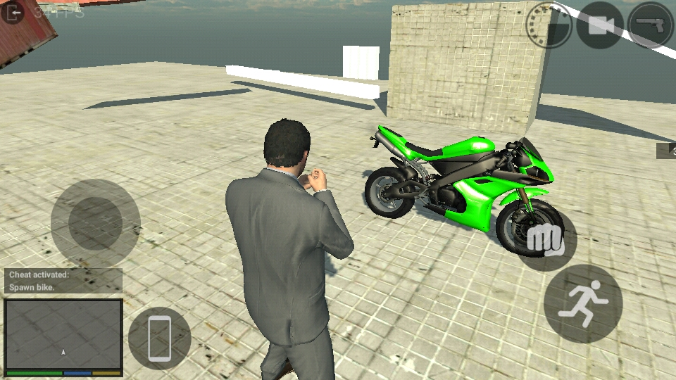 GTA 5 Android Unity Mod Apk 1 9 With Cheats Code - Technical