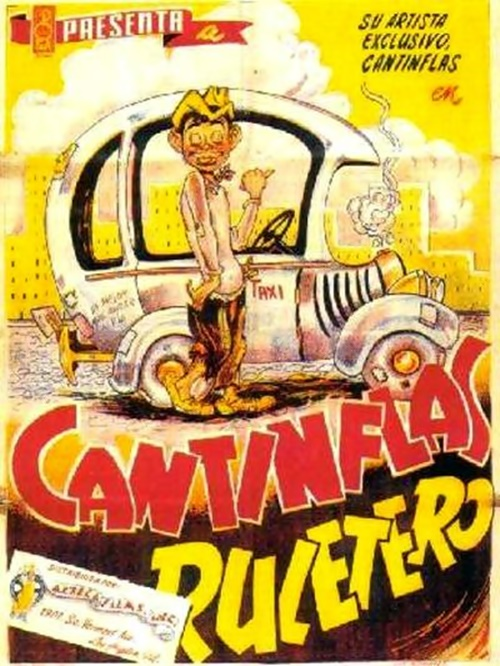 Cantinflas Ruletero - 1940