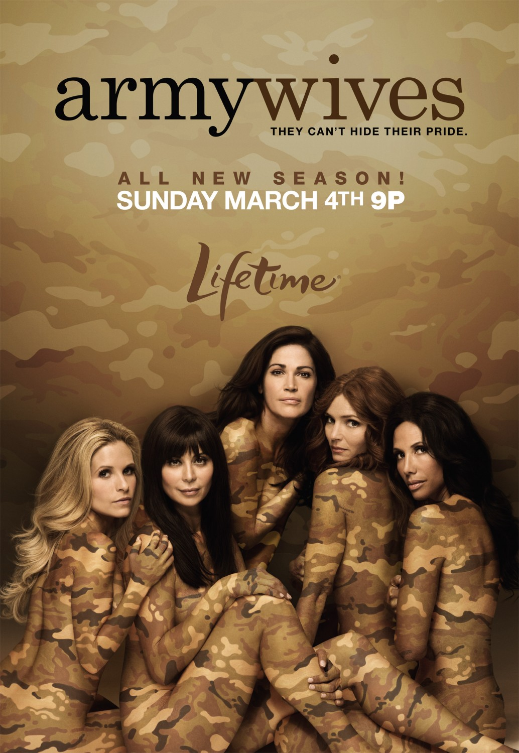 Army Wives - Season 6 - Promotional Poster