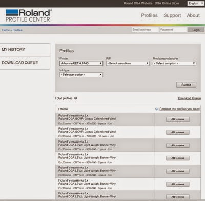 Labels India: Roland DGA announces launch of new Roland Profile Center