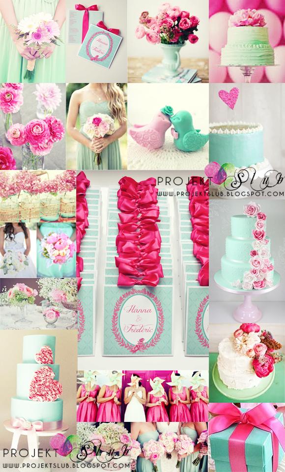 fd1e4d46267257 Projekt Ślub: oryginalne zaproszenia ślubne i dodatki weselne,  niepowtarzalne projekty indywidualne : Zaproszenia ślubne MIĘTOWE LOVE w  kolorze pastelowej ...