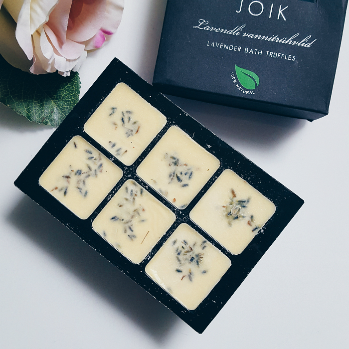 Review: JOIK - Bath Truffles Lavender - 310g - je £10.00 - LoveLula