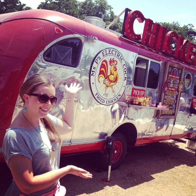 Congress Street Austin Food Trucks