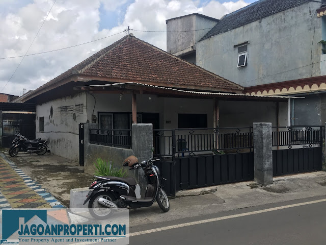 Rumah Dijual di Malang Pinggir Jalan Tasikmadu