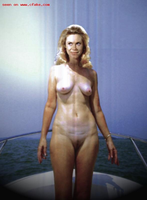 Elizabeth montgomery nude pics