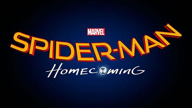 Logo de Spider-Man: Homecoming
