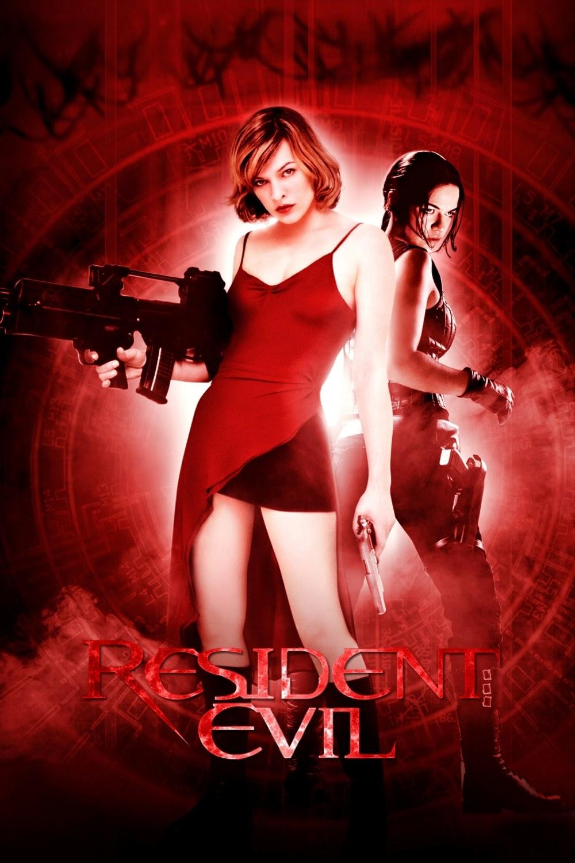 Nonton Film Resident Evil 1 (2002)