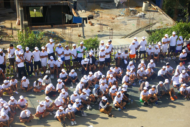 Police-Public Marathon organized by Nagaland Police Kohima Nagaland 4