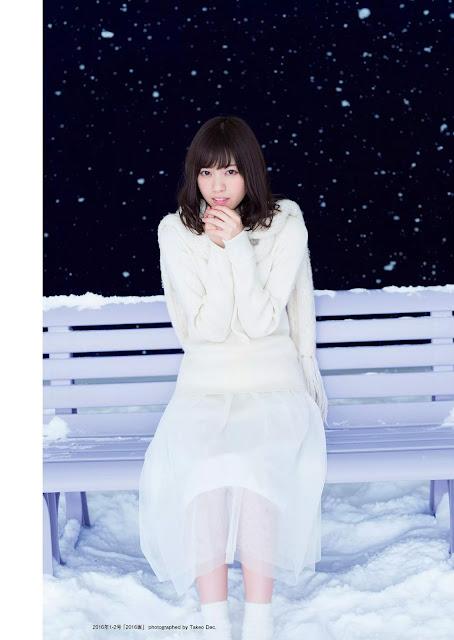 Nishino Nanase 西野七瀬 Other Cut Photographs