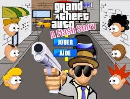 Clone Grand Theft Auto San andreas 2D