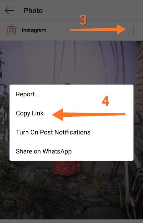 Cara Terbaru Download Foto Instagram Android