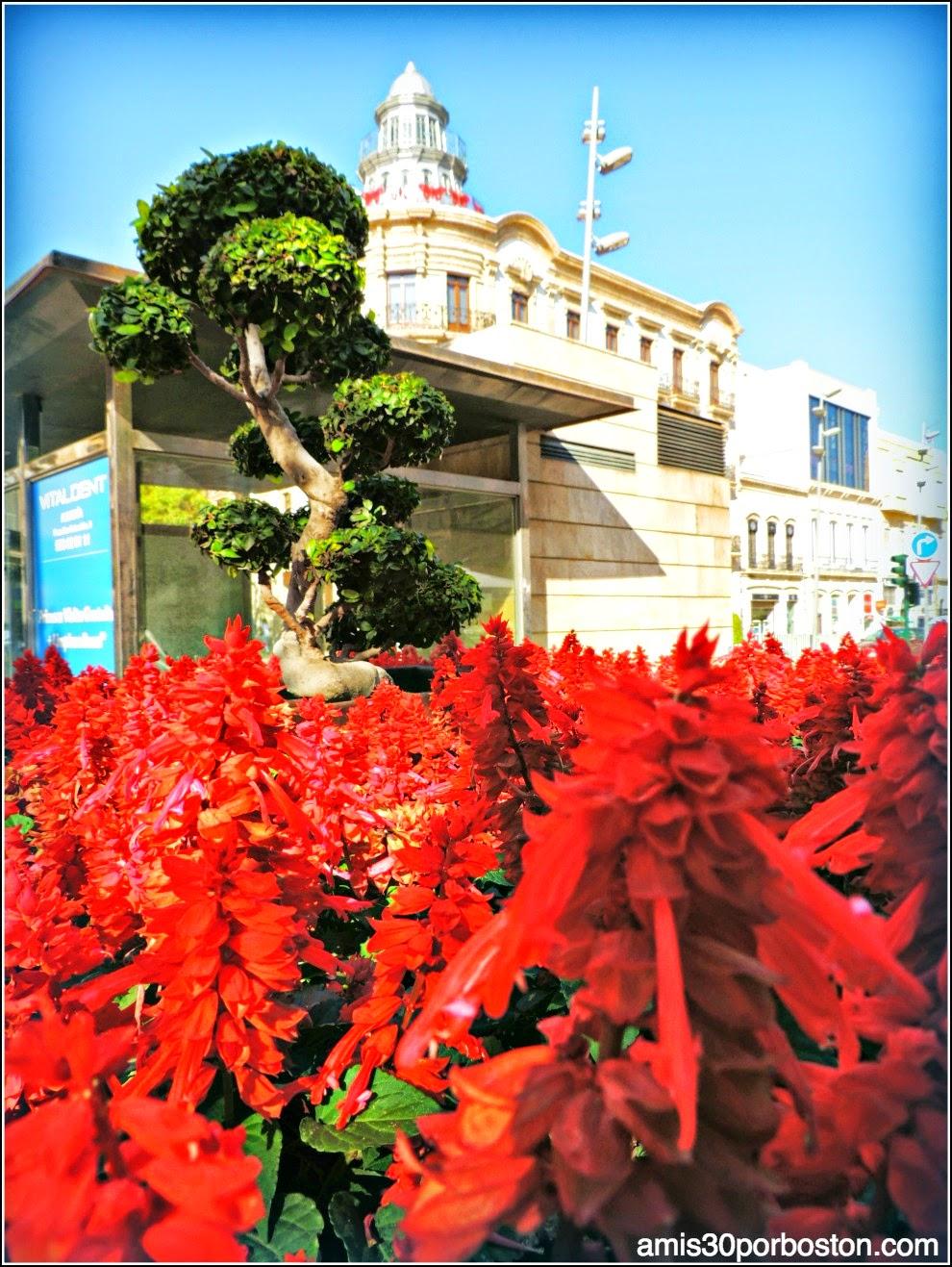 Puerta Purchena en Almería