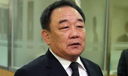 Ông trùm Park Yen-cha