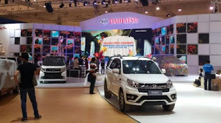 Gaikindo Indonesia International Auto Show (GIIAS) 2015